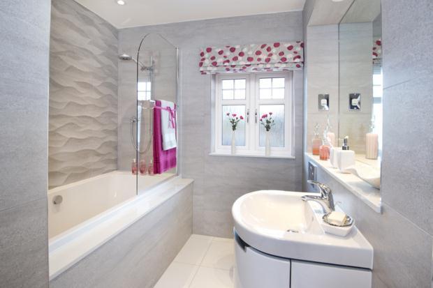 Show Home Bathroom Ideas