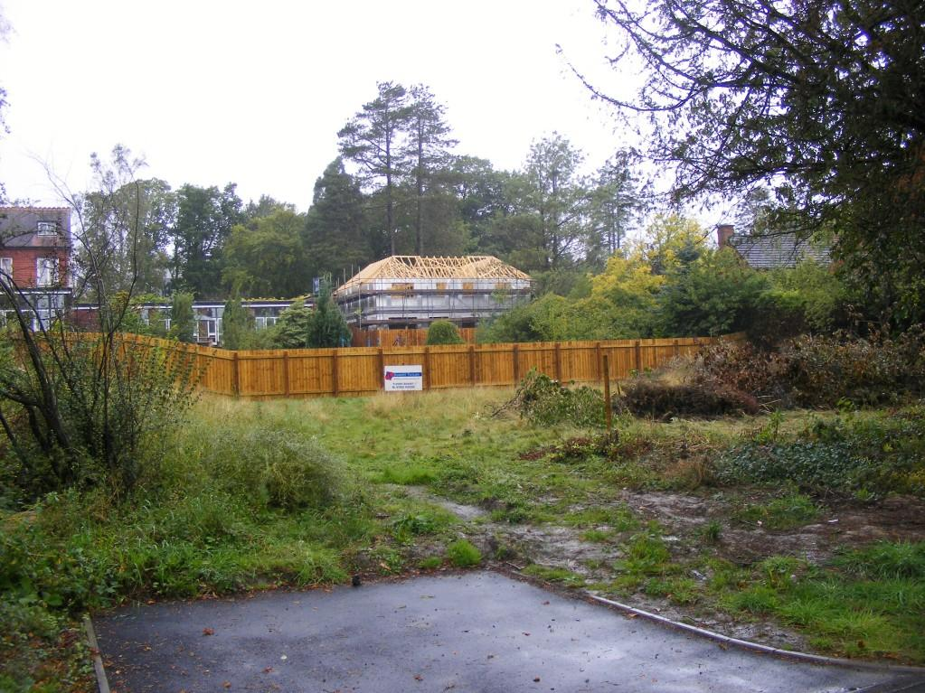 Plot for sale in Plot 3 Adjoining Nant-y-Groes Cagebrook ...