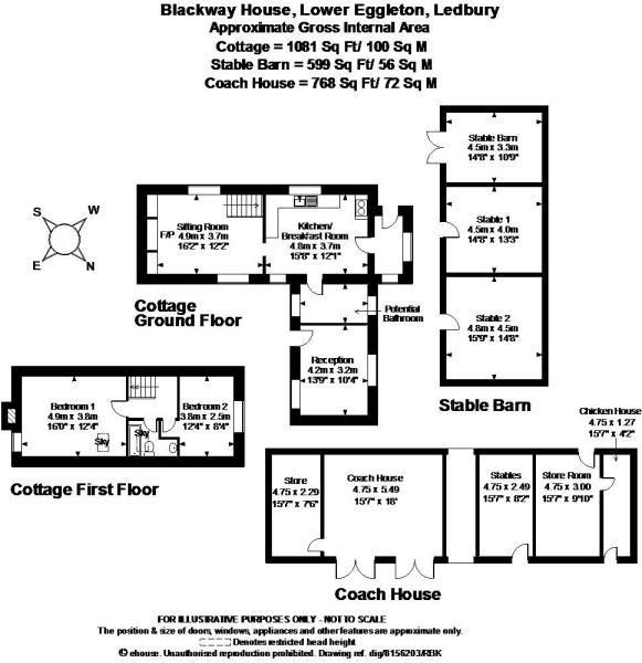 Plan Diagram Annex Floor Secret