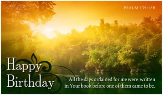 Wishes Birthday Pastor