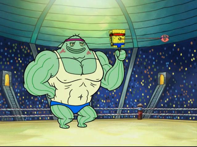 Spongebuddy Mania Spongebob Episode Krusty Krushers
