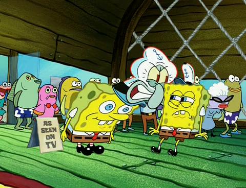 Spongebuddy Mania Spongebob Episode The Krusty Sponge