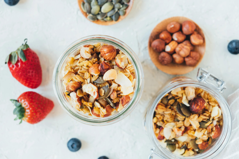 delicious healthy snacks - HD6000×4000