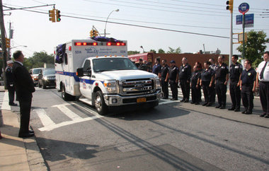 Hundreds turn out for funeral of SIUH paramedic | Staten ...