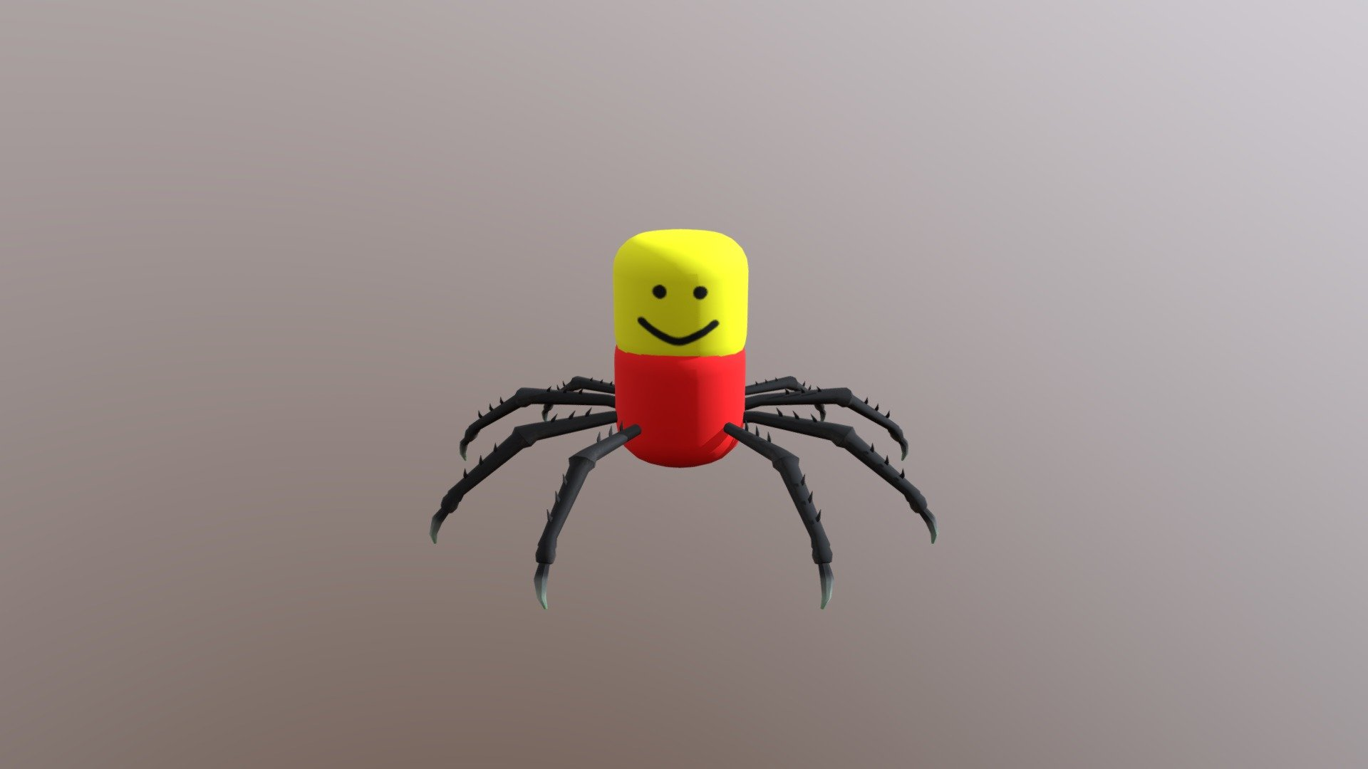 Despacito Spider Model Download Free 3d Model By