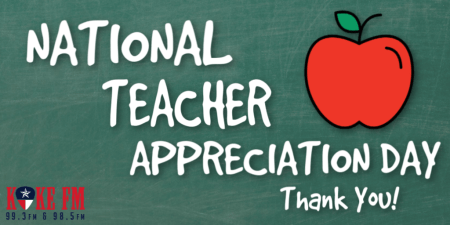 Teacher Appreciation Day 2020: List Of Freebies & Deals | KOKE FM