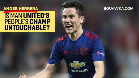 Why Man Utd And 'PSG Target' Ander Herrera Are Holding Each Other Back