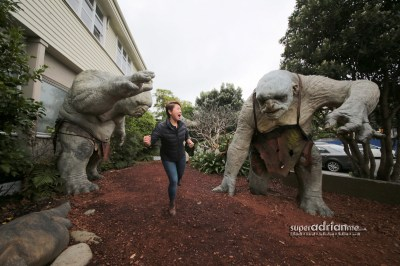 Destination New Zealand: Weta Cave For Movie Buffs in ...