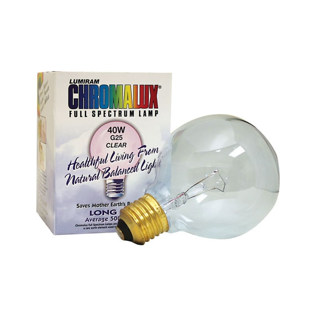 Chromalux Light Bulbs