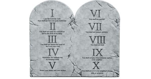 10 commandments # 67