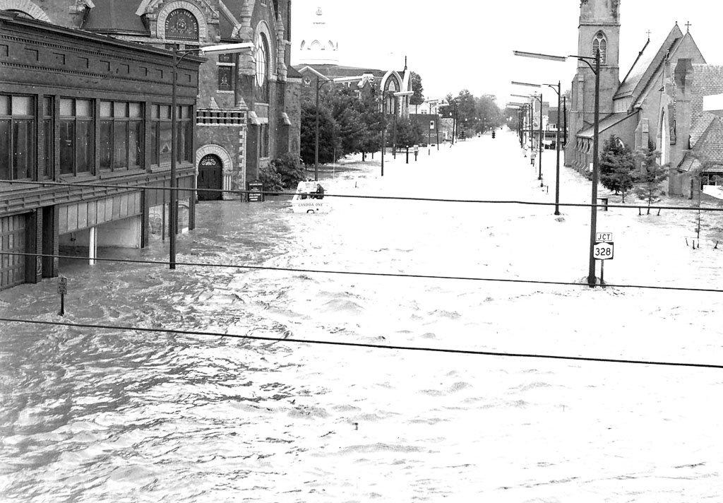 Brisbane Flood Maps