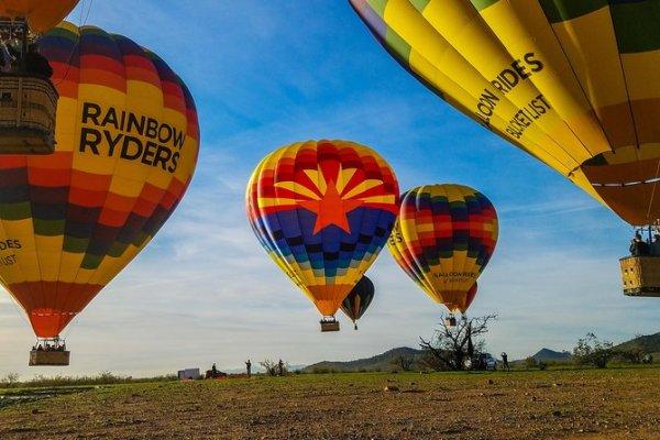 hot air balloon # 33