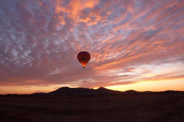 hot air balloon # 69