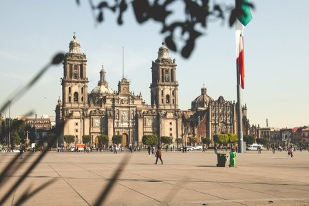 Mexico City Half-Day City Tour 2021