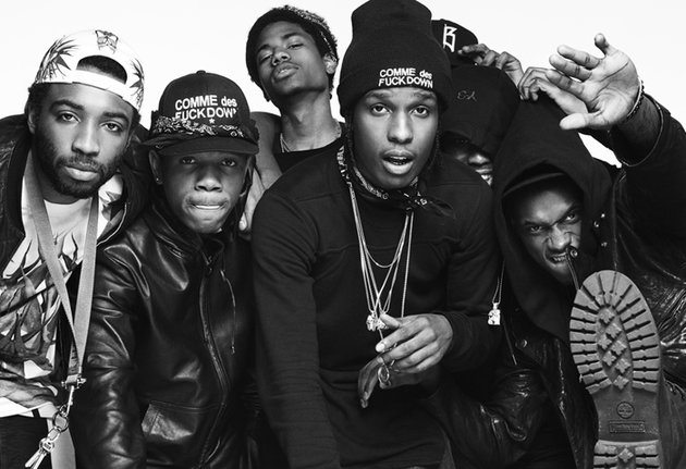 ASAP Mob Worldwide – The Hype Magazine