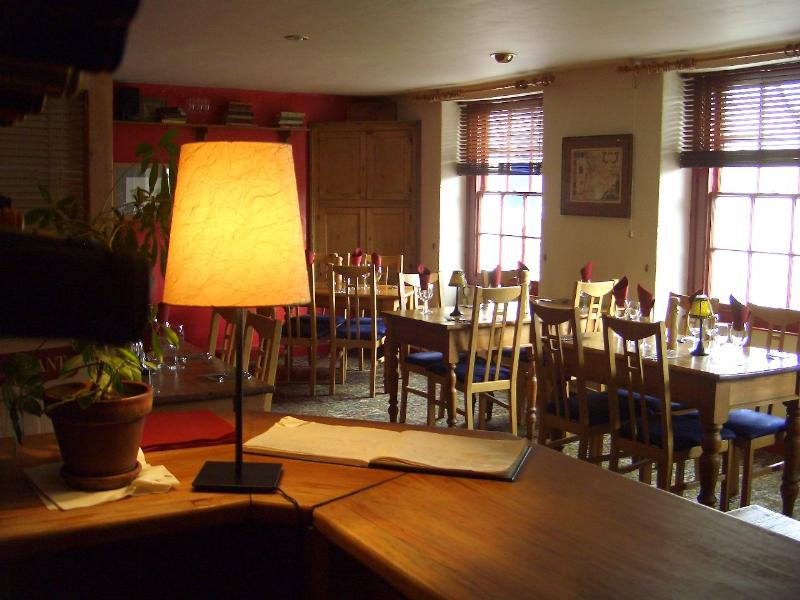The Fountain Inn Modern British Restaurant Wells Somerset