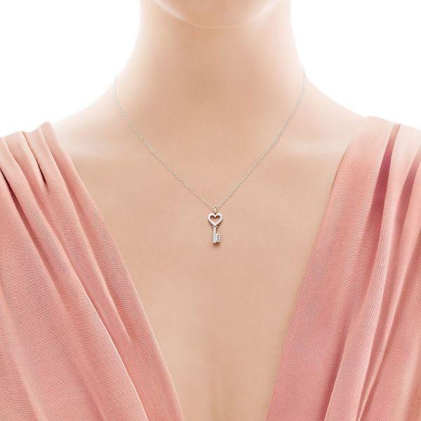 mini key pendant # 12