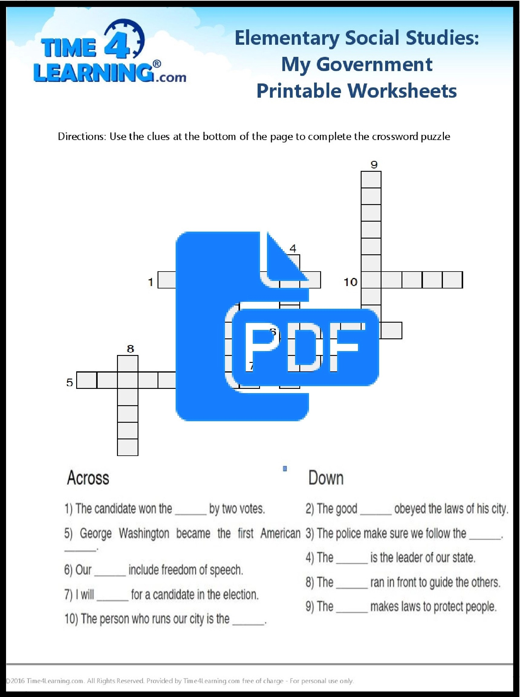 Worksheets Free 5th Grade Social Studies Worksheets 5th grade social studies worksheets free library pr t ble element ry ci l w ksheet time4le rn g