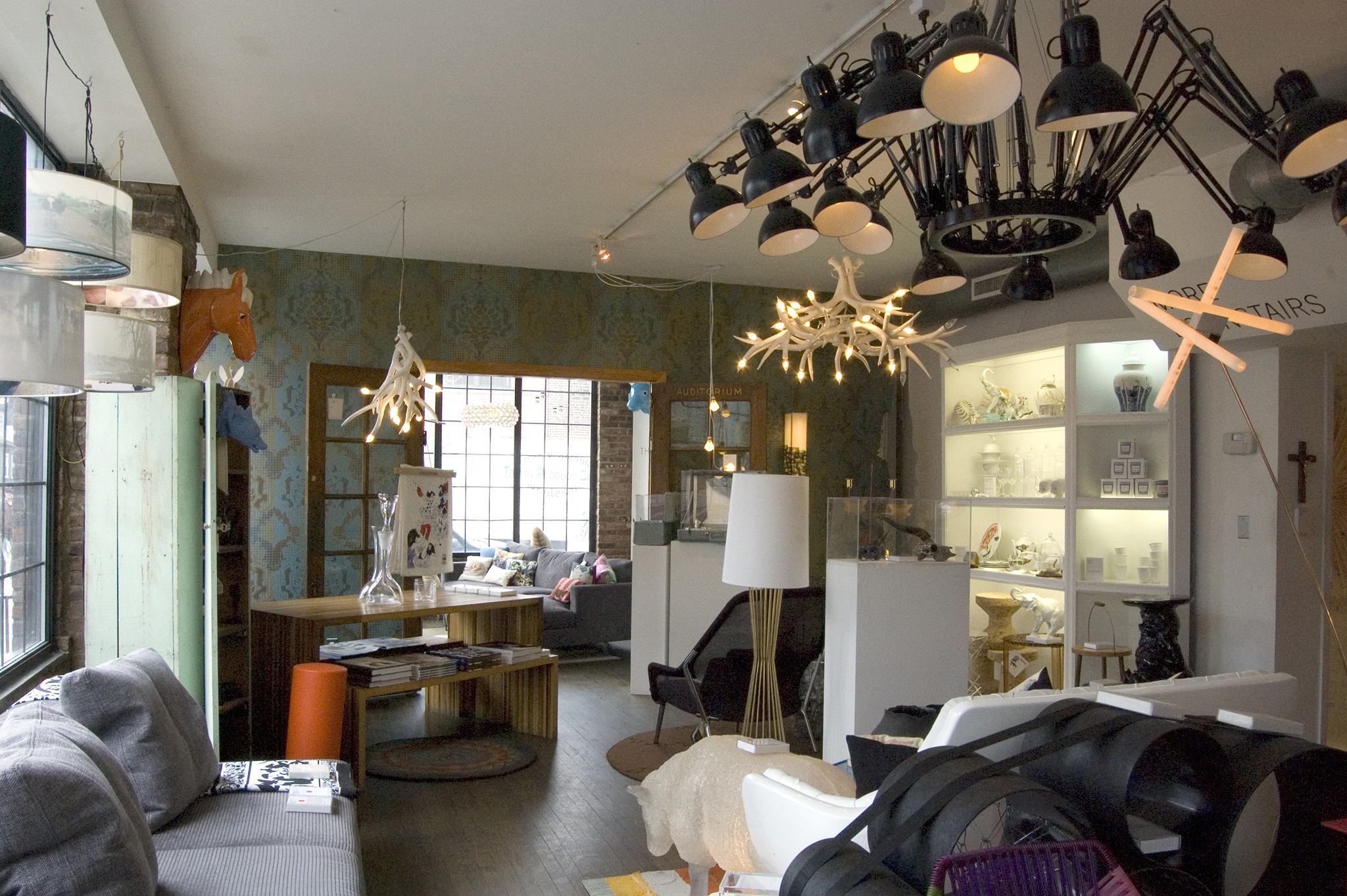 Home decor stores in NYC for decorating ideas and home furnishings The Future Perfect