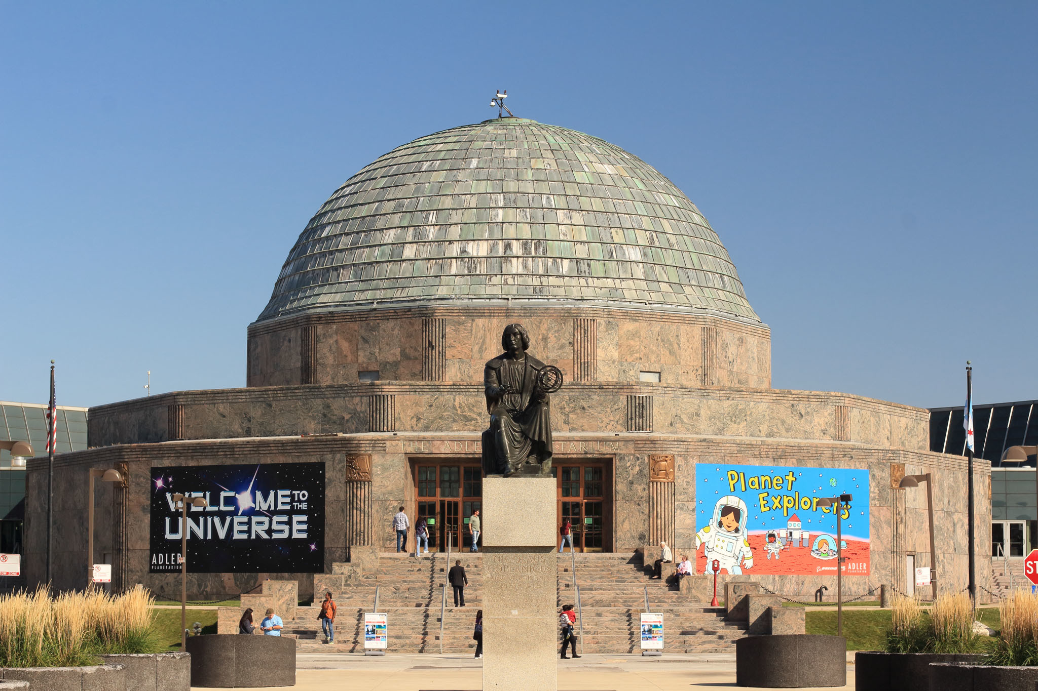 Take a Look at the 25 Best Chicago Attractions AdlerPlanetarium venue jpg