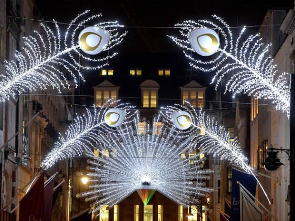 christmas lights london 2019 # 24