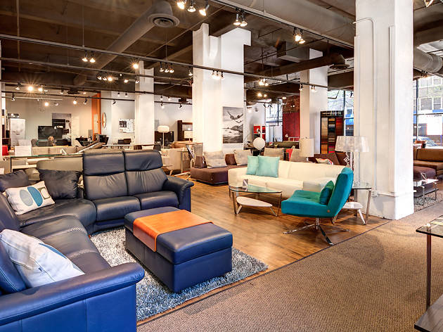 Best furniture stores in NYC for sofas  coffee tables and decor Find the best furniture stores in NYC