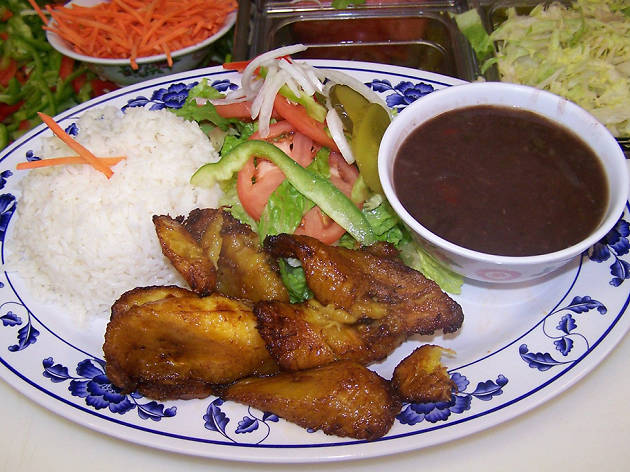 Best Cuban Food In Boston Like Ropa Vieja And Frijoles Negros