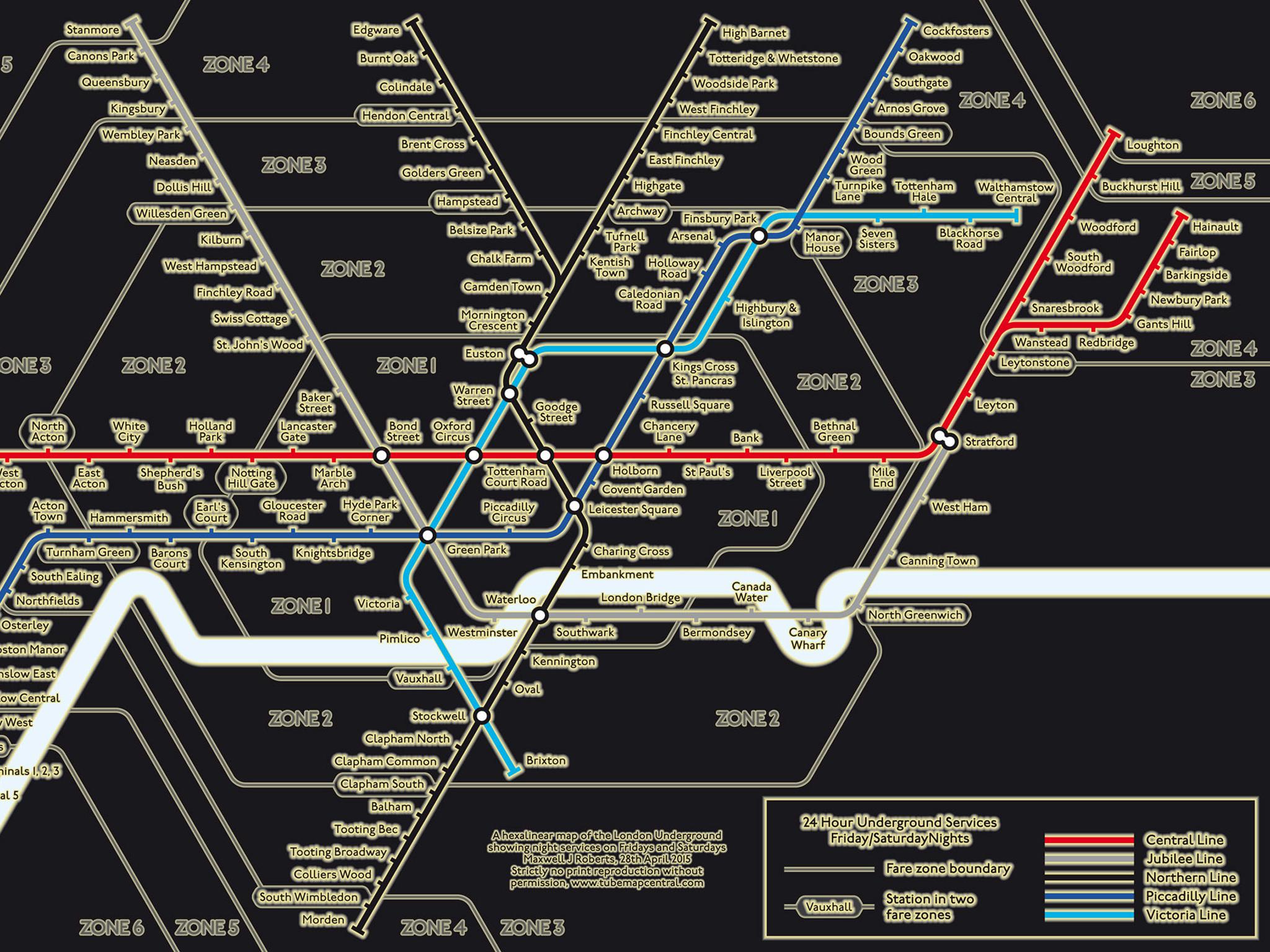 London Underground Vs Paris Metro Londonist Standard