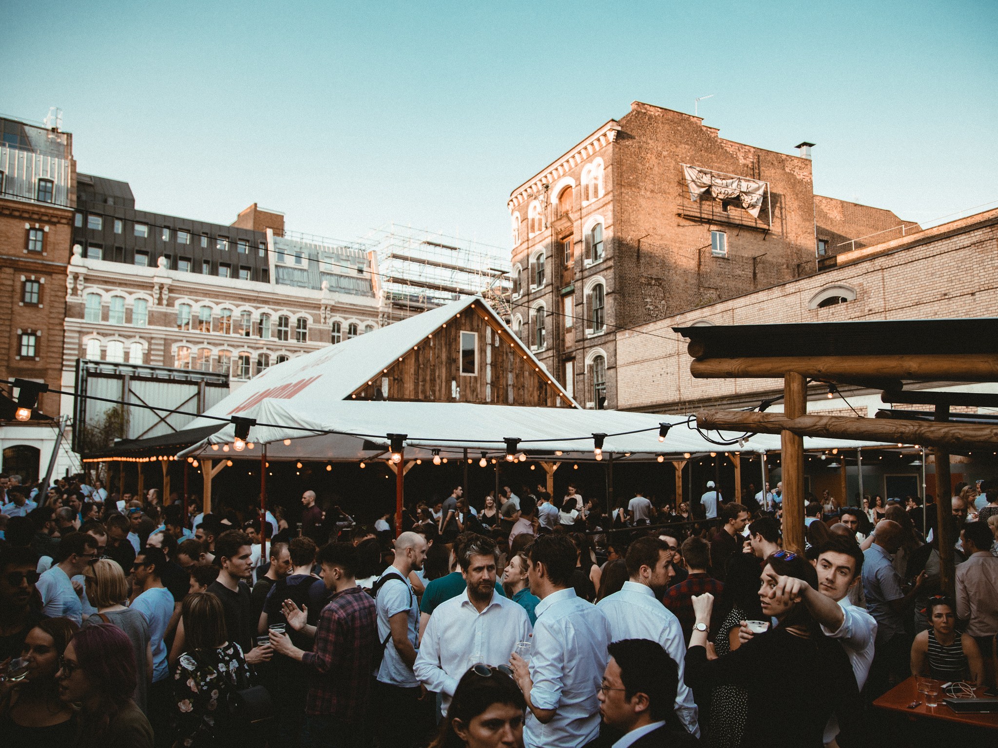 11 Best Outdoor Drinking Terraces In London Made For