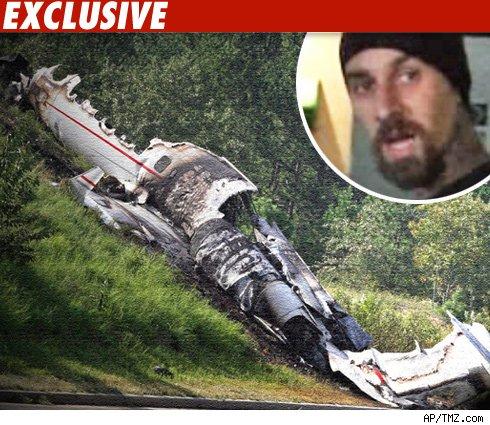 Travis Barker Sues Plane and Tire Companies | TMZ.com