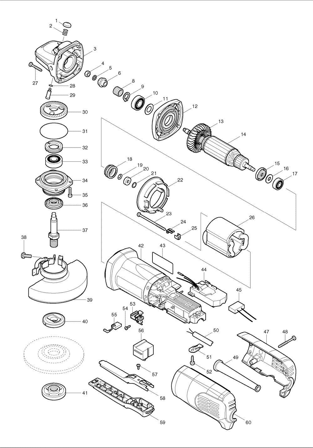 Makita table saw wiring diagram gallery wiring table and diagram