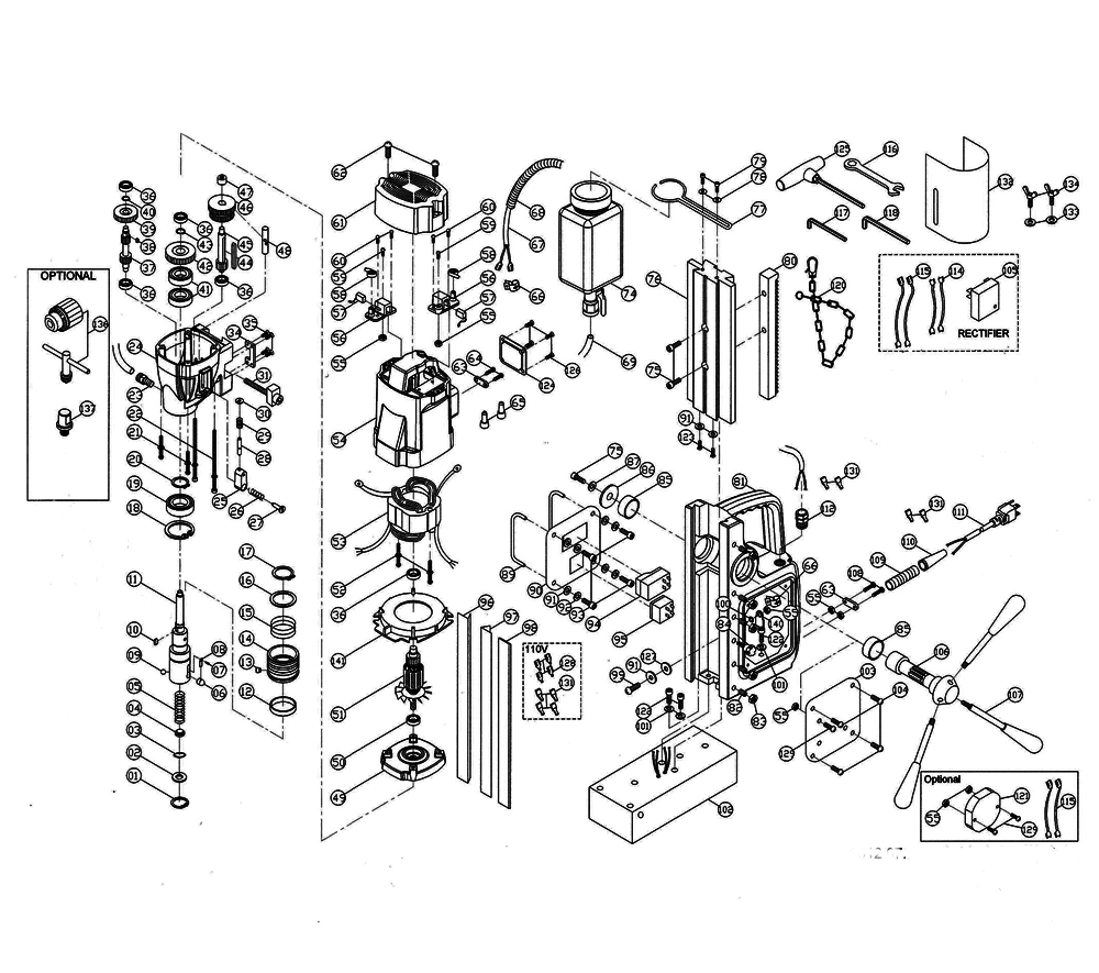 Buy ch ion ac50 replacement tool parts ch ion ac50 delta drill press wiring diagram delta drill press wiring diagram