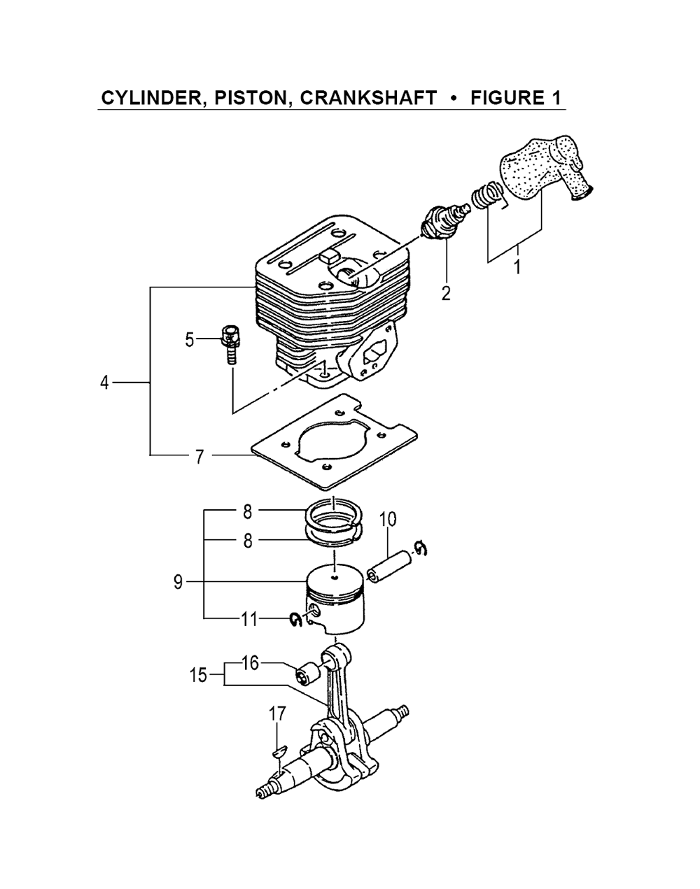Tanaka tc 355 parts schematic