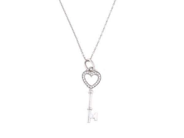mini key pendant # 79