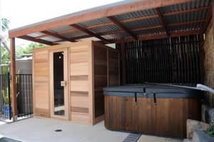 Ukko Saunas   Cedar Hot Tubs in St Marys  Sydney  NSW  Home Pools     ADD PHOTO