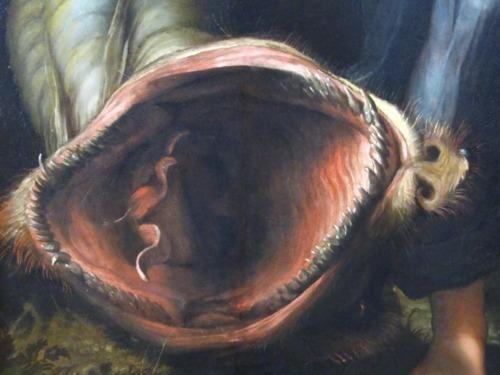Wtf Art History Eaten By A Dragon