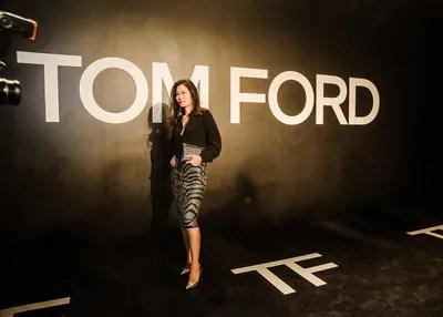 Tom Ford Experience Vanity Fair