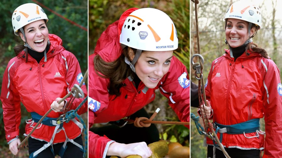 Kate Middleton Goes Rock Climbing  Toys With Prince William   Vanity     Kate Middleton Goes Rock Climbing  Toys With Prince William   Vanity Fair
