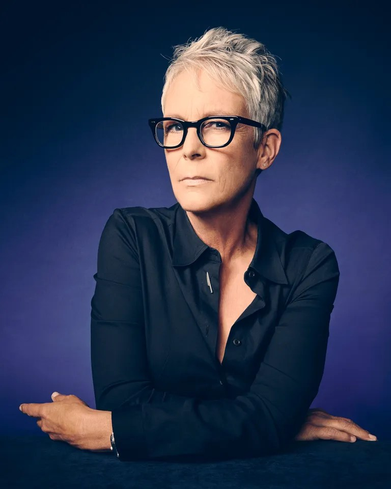 Jamie Lee Curtis Gets Real About the Hollywood Hustle and ...