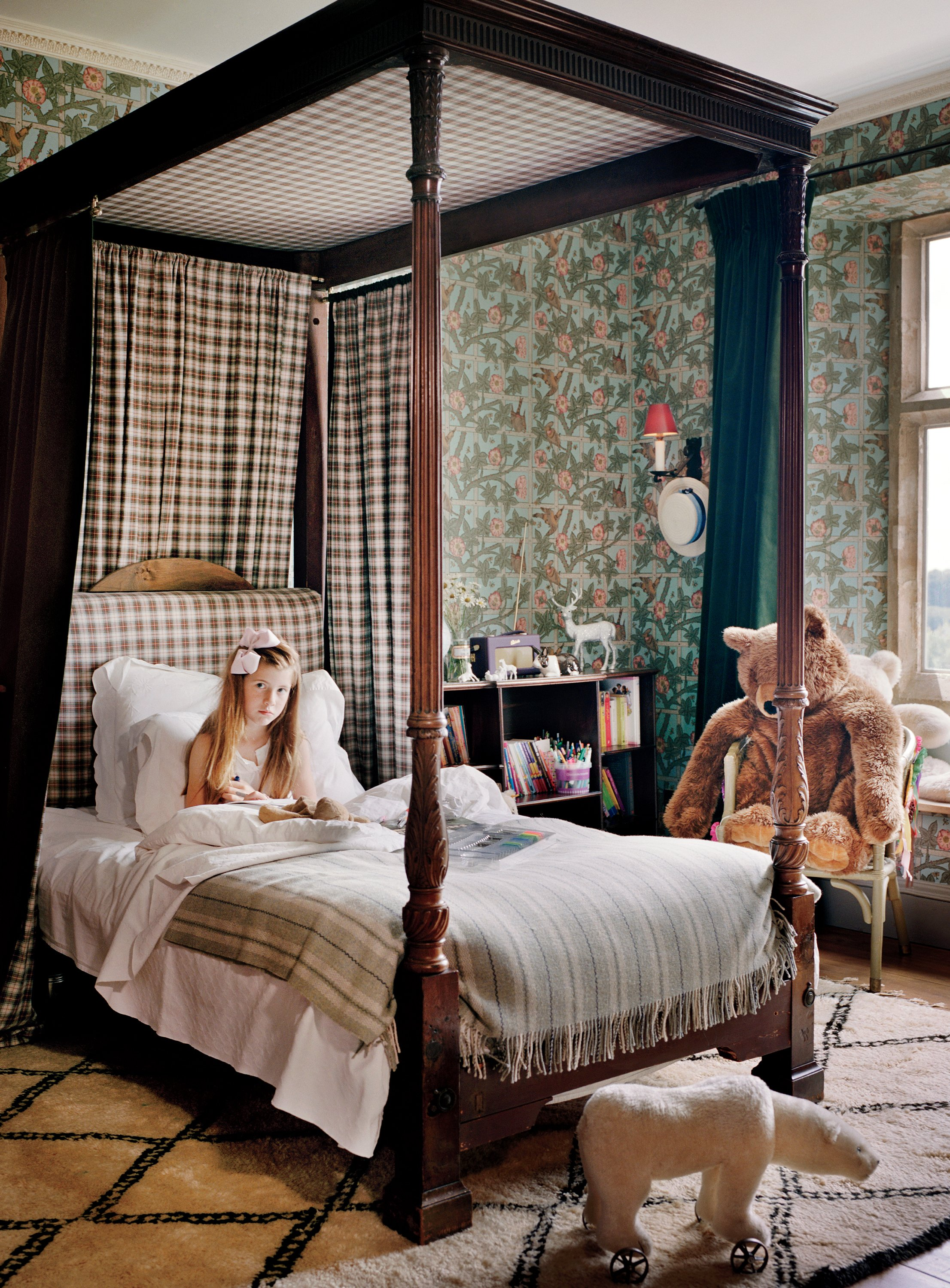 Inside Plum Sykes S Home In The English Countryside Vogue