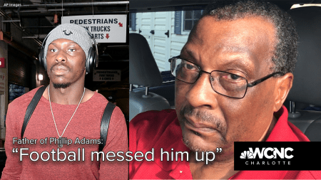 Former NFL Pro Phillip Adams Kills 5, Then Himself, Father Says | Wcnc.com