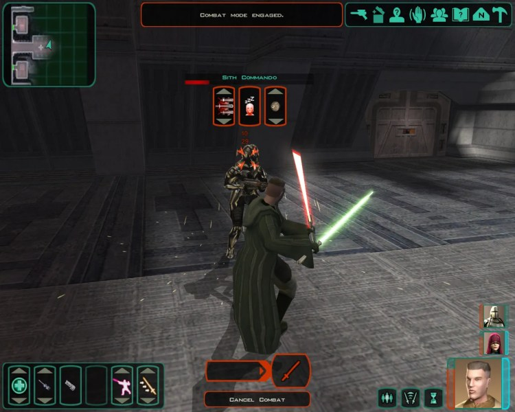Star Wars  Knights of the Old Republic II Is Finally Back   WIRED Star Wars  Knights of the Old Republic II Is Finally Back