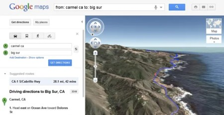 Google Maps  Now With Virtual Helicopter Rides   WIRED Google Maps  Now With Virtual Helicopter Rides
