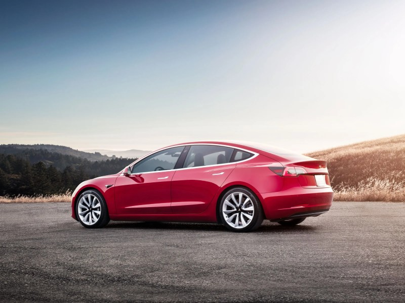 Tesla Model 3 Review  The Best Electric Car You Can t Buy   WIRED Tesla
