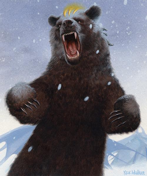 Bears Magic Gathering