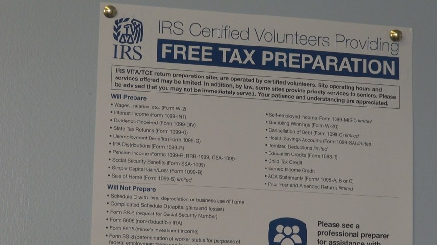 Free Tax Preparation Offered At Clinch Valley Community Action