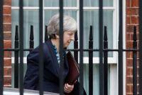 May podría cancelar el voto del Parlamento sobre el Brexit