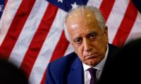 Un alto el fuego en Afganistán centra las negociaciones entre EEUU y los talibanes