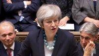 """Theresa May: """"Haré todo lo que pueda para obtener todas las garantías que esta cámara necesita sobre el acuerdo"""" del Brexit"""