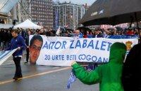 Detenido en Bélgica el asesino de Aitor Zabaleta por hacer el saludo nazi